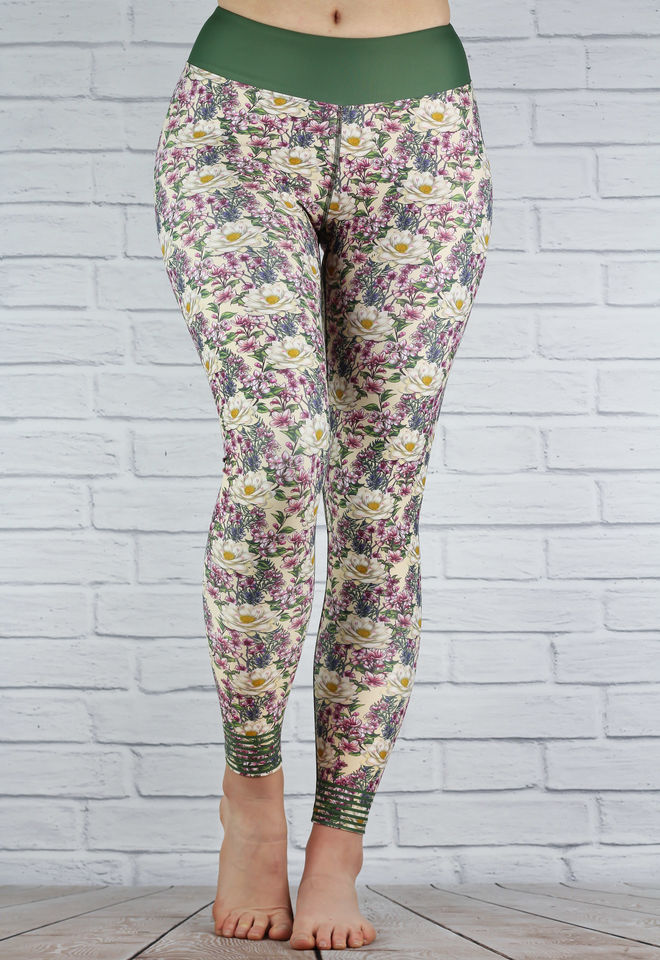 Love Lotus leggings